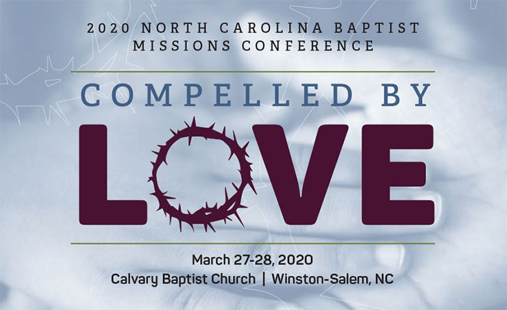 2020 North Carolina Baptist Missions Conference