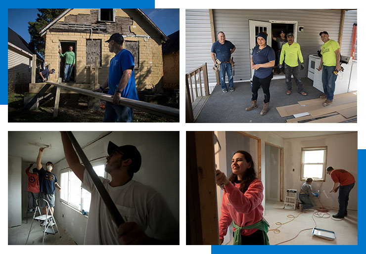 Building Together — Hope for Today, Relief for Tomorrow