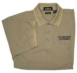 Golf Polo - Taupe