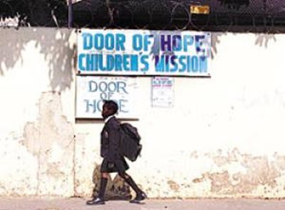 Door of Hope- South Africa